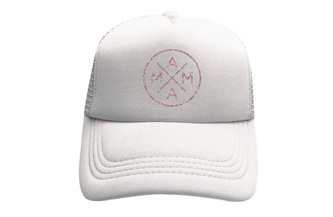 Mama X Hat Rose Gold  a361efc471f6