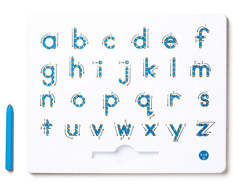 A To Z Lower Case Magnatab| Kid O - Nature Baby Outfitter