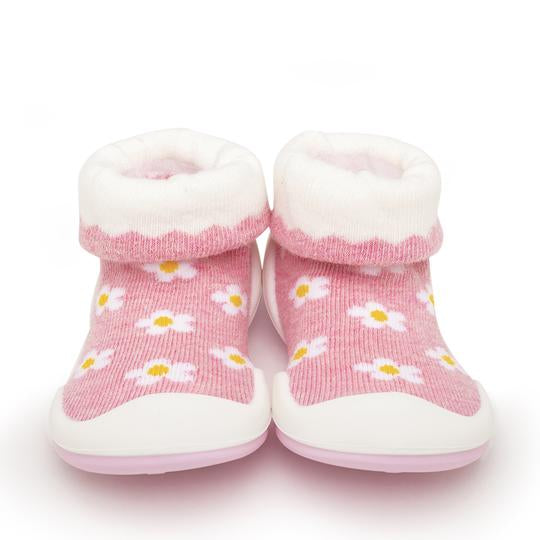 Daisies Baby Shoes | Komuello