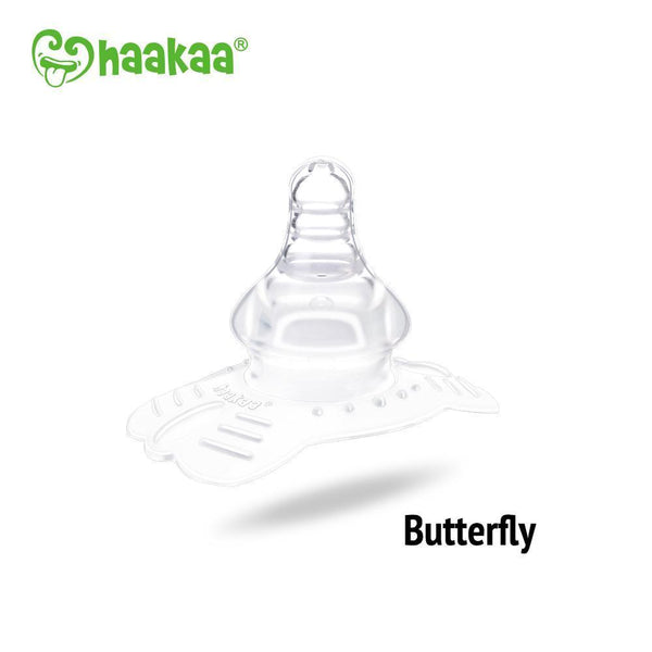 Nipple Shield Butterfly Shape| Haakaa