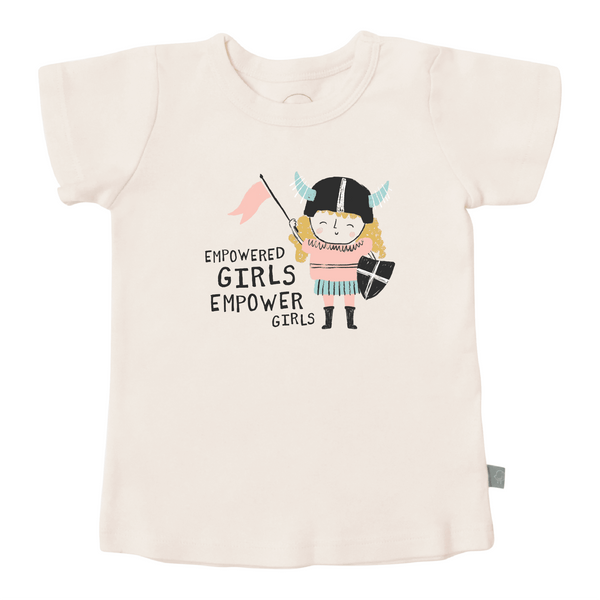 Empowered Girls Tee | Finn + Emma