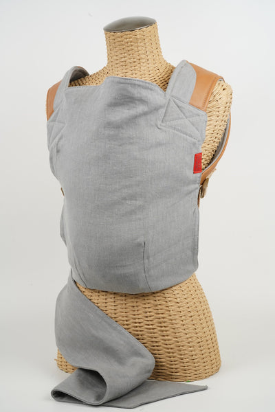 Basics Linen Scout Baby Carrier | Sakura Bloom