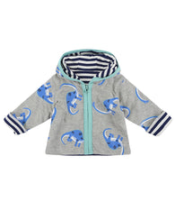 Dino Reversible Jacket | Lilly & Sid