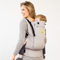 Stone CarryOn All Seasons | 3-in-1 Toddler and Preschool Carrier | LILLEbaby