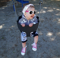 Toddler/Junior Polarized Sunglasses | ro-sham-bo baby