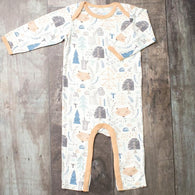 Woodland Fox Amber Coverall | Bestaroo
