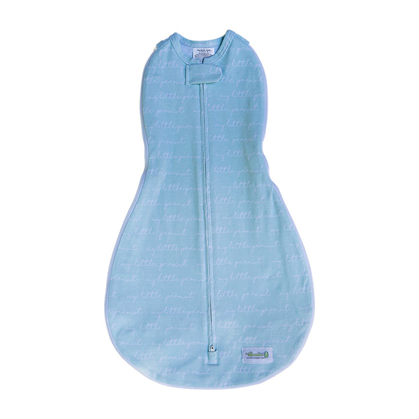 Mint Little Peanut Grow With Me 5 Swaddle | Woombie