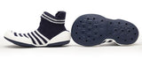 Navy Blue Marine Boy Baby Shoes | Komuello