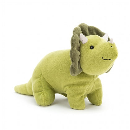 Mellow Mallow Triceratops - Large | Jellycat