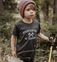 Mountain Main in Training Tee | Made Of Mountains