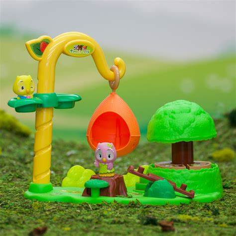 Timber Tots Enchanted Park | Fat Brain Toy Co.
