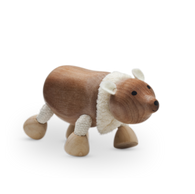 Bendable Polar Bear | Natural Character Company - Nature Baby Outfitter