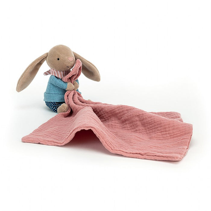 Little Rambler Bunny Soother | Jellycat