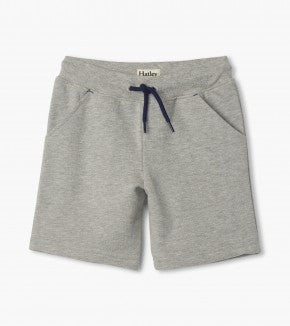 Athletic Gray Terry Shorts | Hatley