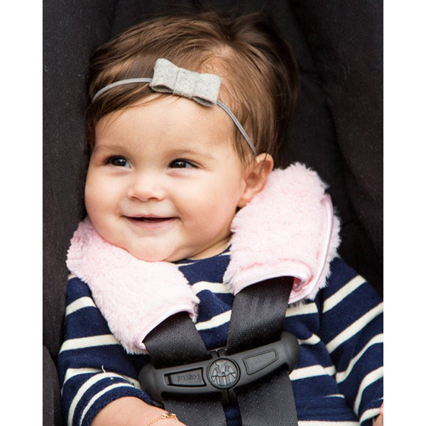 Reversible Car Seat Strap Covers - Nature Baby Outfitter
