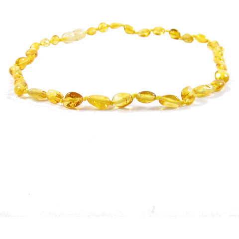 "22'"" Amber Necklace 