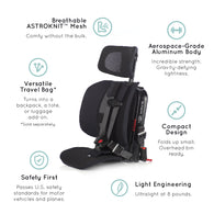 Pico on-the-go Car Seat | WAYB