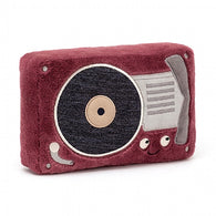 Wiggedy Record Player | Jellycat
