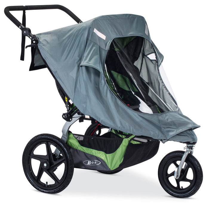 Duallie Swivel Wheel Weather Shield | BOB