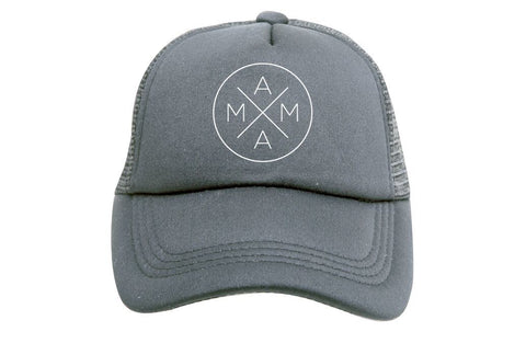 MAMA X Hat | Grey - Nature Baby Outfitter