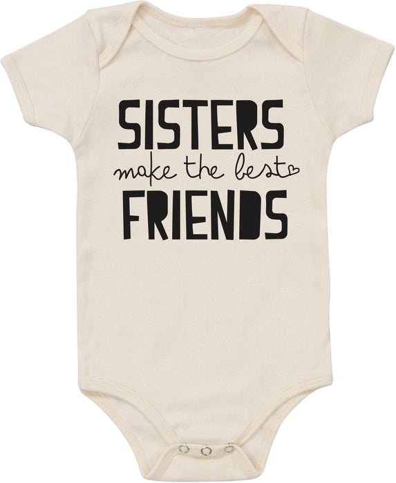 'Sisters Make the Best Friends' Bodysuit | Morado Designs