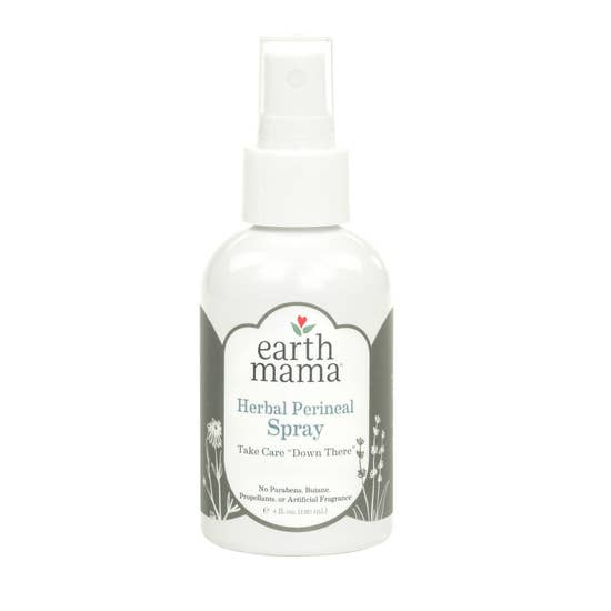 Herbal Perineal Spray | Earth Mama Organics