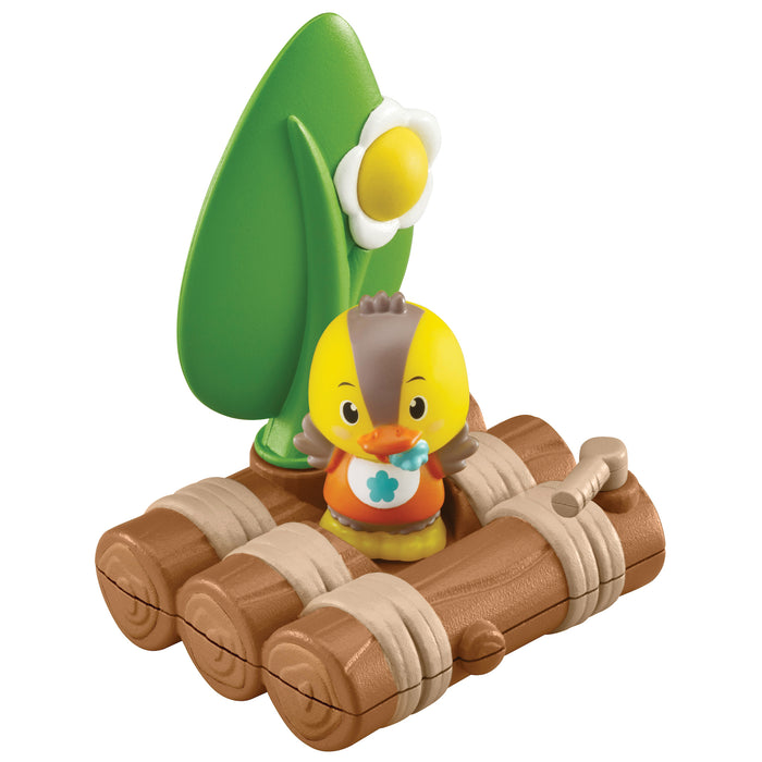 TImber Tots Lite-Up Raft | Fat Brain Toy Co.