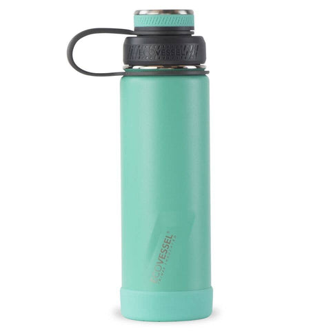 Aqua Breeze Insulated Stainless Steel 20 oz Bottle | EcoVessel
