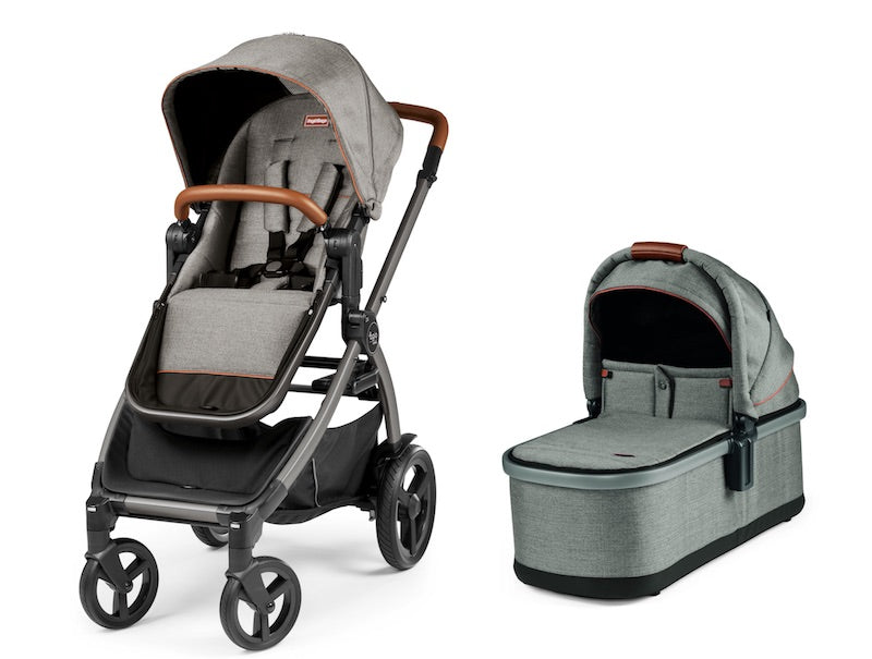 Agio Z4 Stroller and Bassinet | Agio by Peg Perego