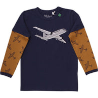 Airplane Layer T-Shirt | Fred's World