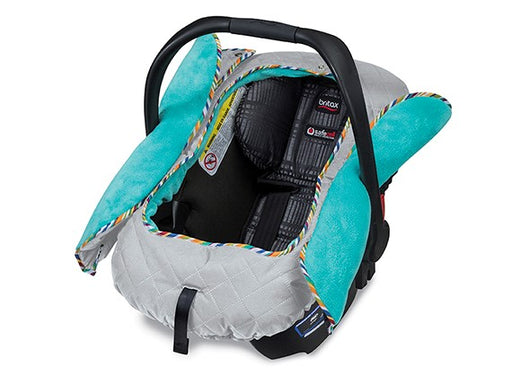 B-Warm Infant Car Seat Cover - Arctic | Britax - Nature Baby Outfitter