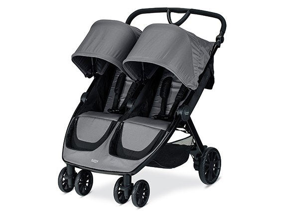 B-Lively Double Stroller | Britax