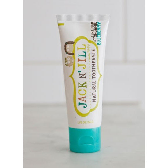 Jack N' Jill Natural Calendula Toothpaste-50g - Nature Baby Outfitter