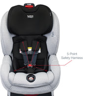 Clean Comfort Boulevard Click Tight with Anti Rebound Bar | Britax