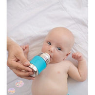 Pura Kiki® 5oz Infant Bottle with Sleeve - Nature Baby Outfitter