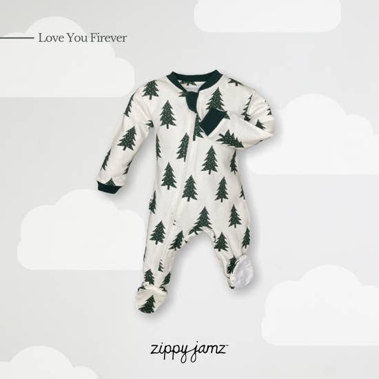 Love You FIR-ever Bodysuit | ZippyJamz