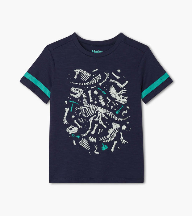 T-Rex Fossil Graphic Tee | Hatley