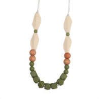 Olive Elora Teething Necklace | Getting Sew Crafty