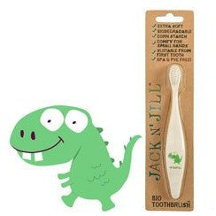 Jack n' Jill Bio Toothbrush - Nature Baby Outfitter