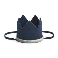 Navy/Gray Boy Crown| Sweet Wink