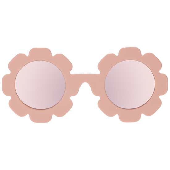 The Flower Child Polarized with Mirrored Lens Sunglasses (3-5) | Babiators