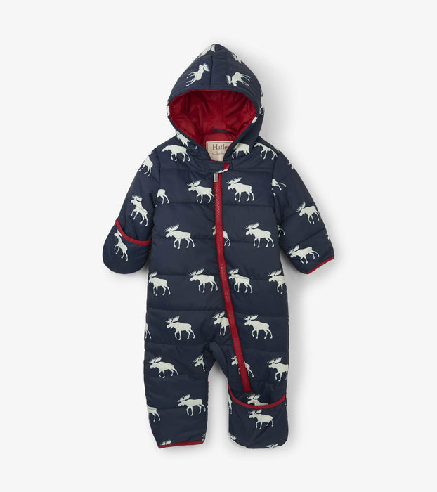Moose Silhouette Winter Bundler | Hatley