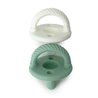 Cable Sweetie Soother Pacifiers - 2 Pack | Itzy Ritzy