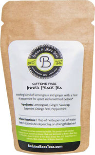 Inner Peace Tea | Birds & Bees Teas