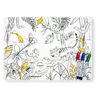 Jungle Mark-Mat Set | Modern-Twist