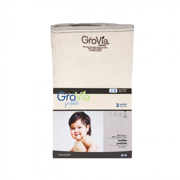 Grovia Prefold Diapers