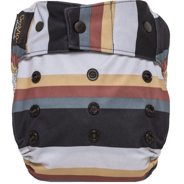 GroVia | 'Hybrid' Cloth Diaper Shell | AI2 | One-Size - Nature Baby Outfitter