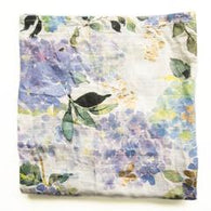 Hydrangea Bamboo Swaddle Blanket | loulou lollipop - Nature Baby Outfitter