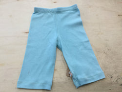 Light Blue Comfy Leggings | Babysoy Inc