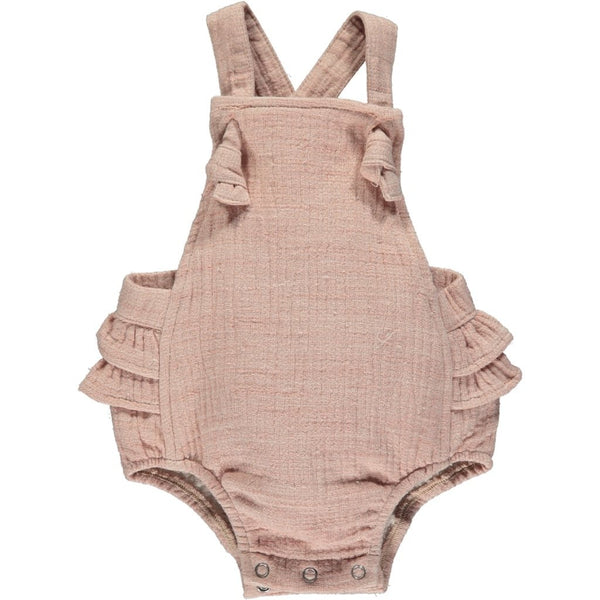 Rose Ivy Bubble Romper | Vignette
